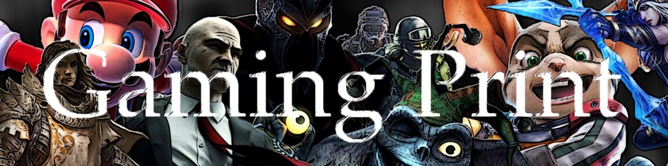 Gaming Print